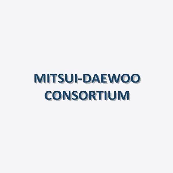 25 MITSUI DAEWOO