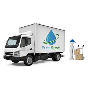 livraison et installation filtre à eau osmoseur